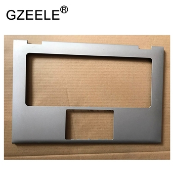 цена на GZEELE new topcase for Dell Inspiron 13-7000 13-7347 7347 7348 7352 7353 7359 Palmrest Upper Case 460.01V02.0011 keyboard bezel