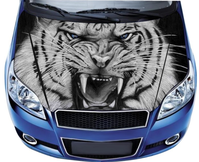 Popular Custom Hood DecalBuy Cheap Custom Hood Decal Lots From - Custom vinyl car hood decals