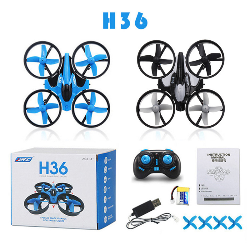 JJRC H36 Mini UFO RC Drone Quadcopters Headless Mode One Key Return RC Helicopter Toys For Kids