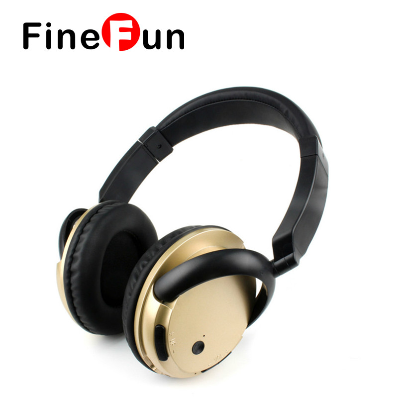 ФОТО FineFun Universal Bluetooth Headset Earphone with Microphone for Headphones Gaming Headsets Set 3.5mm Sports Computer Headphones
