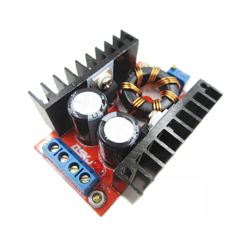 цена на 150W Boost Converter DC-DC 10-32V to 12-35V Step Up Voltage Charger Module Drop