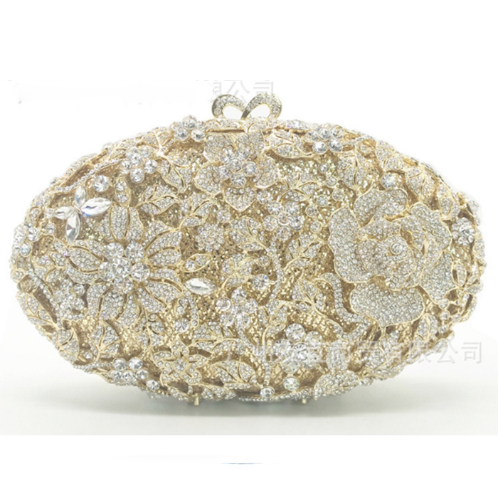 XIYUAN BRAND Pearl Beaded gold Evening Bags Day Clutches Bridal Clutch Purse Party Wedding Chain Shoulder Bag Phone Pouch women спицы прямые алюминиевые с покрытием 35см 2 0мм 940220 940202