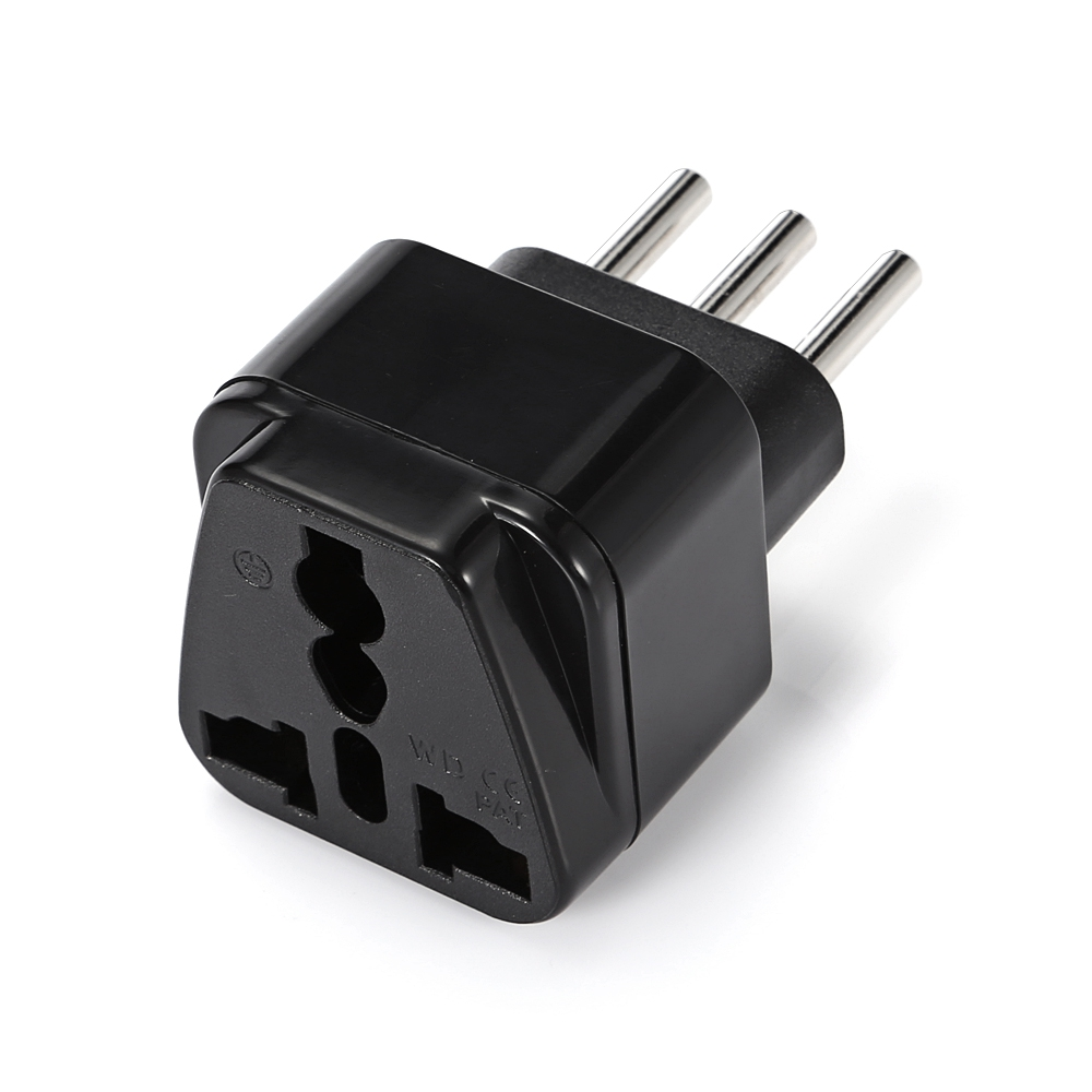 1200W Universal Wall Charger Travel Adapter Gocomma Practical Universal Plug Travel Adapter Type L For Italy
