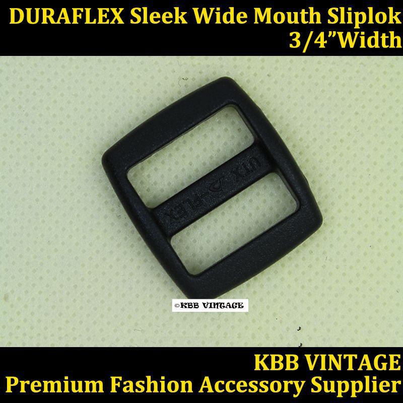 Lowered 10pc 20mm DURAFLEX Sleek Wide Mouth Sliplok - Boycedsq