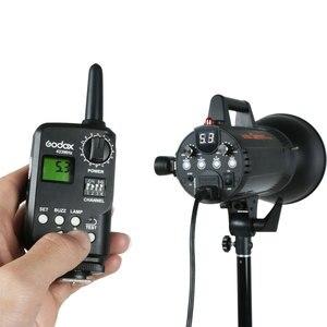 Image 5 - Godox Ft 16 הדק 16 ערוצים מרחוק אלחוטי שליטת כוח Godox Witstro Ad180 Ad360 250SDI 300SDI DE300 DE400 E250 E300