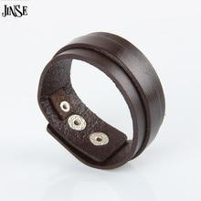 PSL096  New Brown leather bracelet,fashion bracelet for unisex