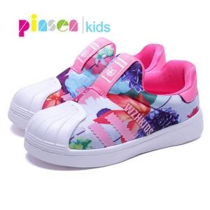 2019 Spring Kids Shoes For Gir