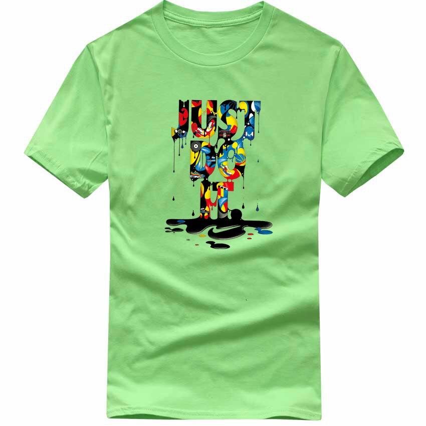 d4cc9d782c578 2017 New Fashion Just Do It camiseta Marca Ropa Hip Hop carta ...