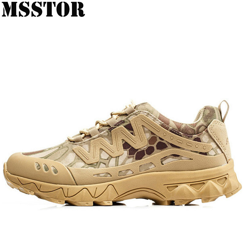 MSSTOR Men Hiking Shoes Man Brand Outdoor Athletic Hunting Trekking Sport Shoes Tactical Boots Camping Climbing Mens Sneakers mulinsen winter2017 ankle boots hiking shoes for men hunting trekking men s sneakers breathable outdoor athletic sports brand