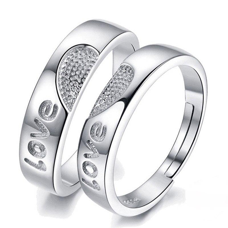 Charm Wedding Rings 925...