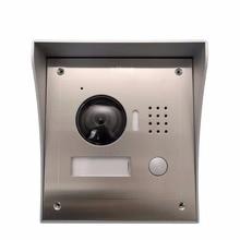 Ahua многоязычный VTO2000A включает в себя наружная коробка или скрытая коробка, IP вилла дверной звонок, видеодомофон, ip-домофон, водостойкий, облако