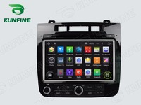 Quad Core 1024*600 Android 5.1 Car DVD GPS Navigation Player de Rádio Estéreo Do Carro para VW Touareg 2010 3G Wi-fi Bluetooth