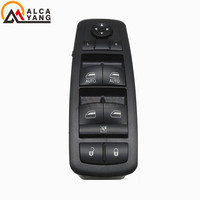 Malcayang 4602863AC 04602863AC Master Power Window Switch FOR 2009 2010 2011 2012 Dodge Ram Pickup Crew