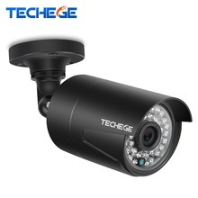 Techege 1MP 1.3MP 2MP 4MP 48V POE ip camera NIght Vision Waterproof IP66 Outdoor P2P ONVIF Motion Detection IP Cam for CCTV NVR