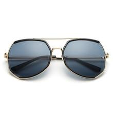 Unisex Fashion summer Metal Frame Sunglasses Glasses UV400 eyewear Coup