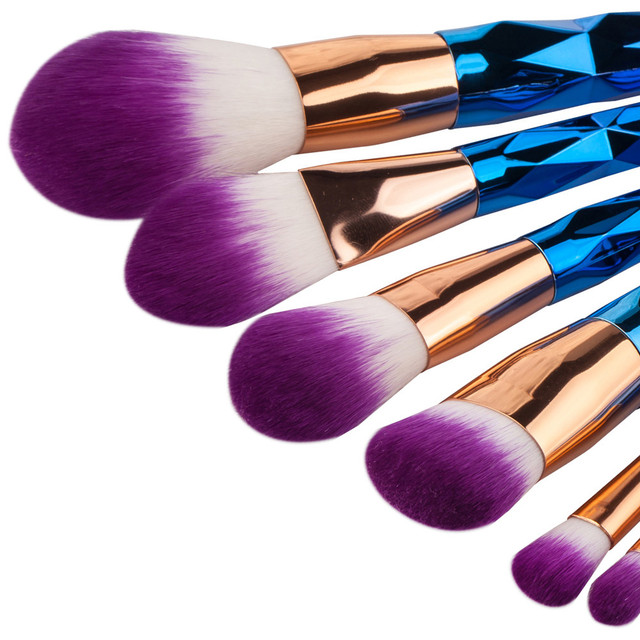 Super Hot Design and Soft Makeup Brushes