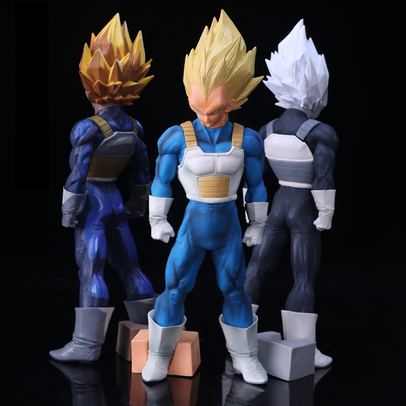 Anime 31cm Dragon Ball Z Vegeta Figure Super Saiyan Vegeta SMSP PVC action figure toys doll collection gift juguetes brinquedos new hot 17cm avengers thor action figure toys collection christmas gift doll with box j h a c g