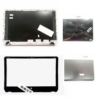 NEW Laptop LCD TOP Cover LCD Front Bezel Cover For HP Envy M6 M6 1000 707886