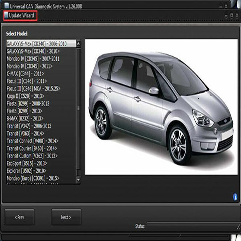 US $67 5 19% OFF|2017 UCDS for Ford Ecu Remapping Full License Software  V1 26 008 With 35 Tokens For Ford UCDSYS 2004 2005 Diagnositc Tool-in