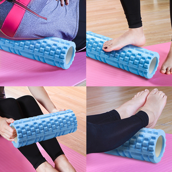 Column Yoga Block, Fitness Equipment, Foam Roller Fitness Gym, Exercises Muscle Massage 11
