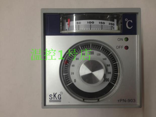 Genuine high-precision temperature controller TPN903 SKG thermostat TPN-903 Authentic guarantee shelf  цены