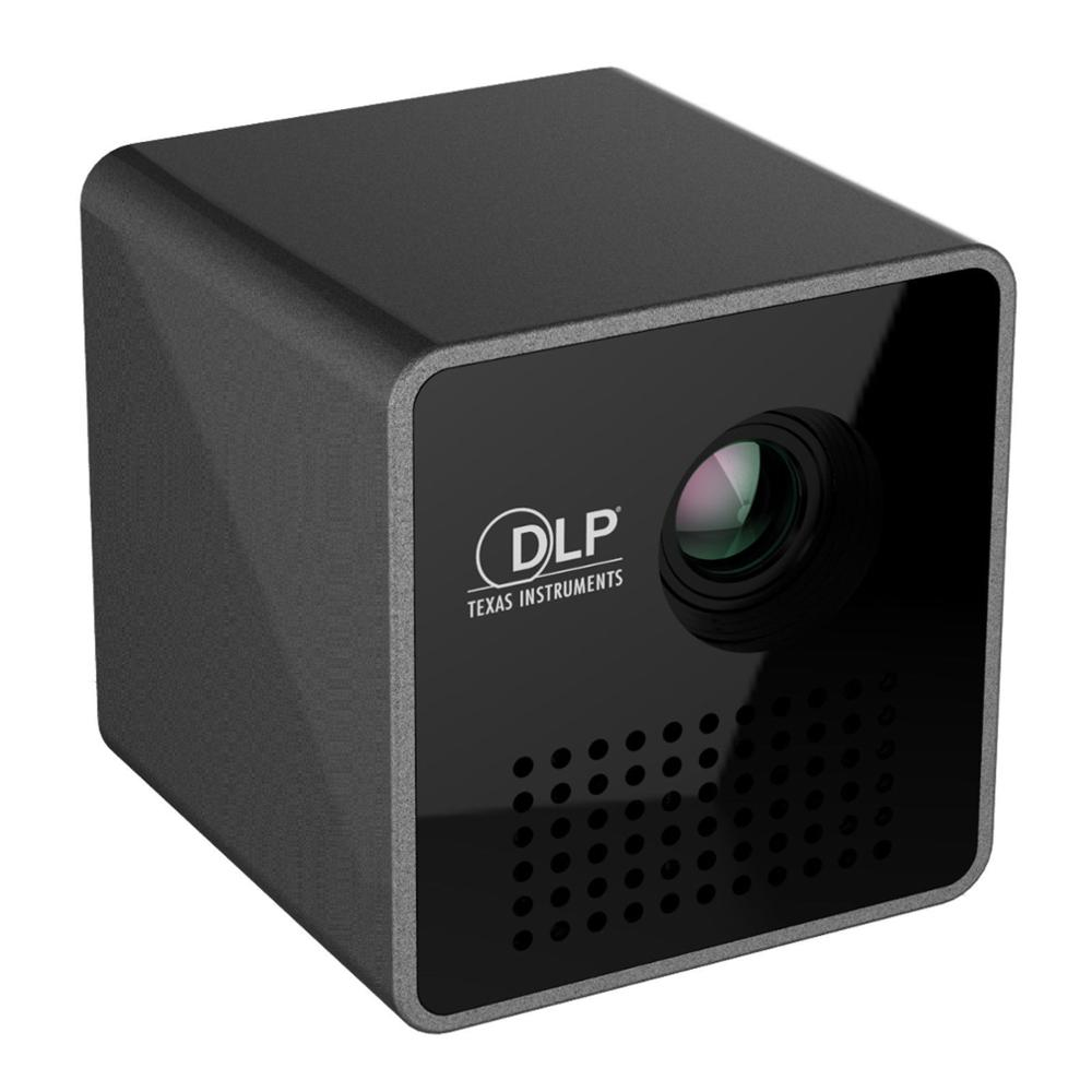 High Quality New Portable Mini Projector Wireless Pocket DLP Multimedia Video Household