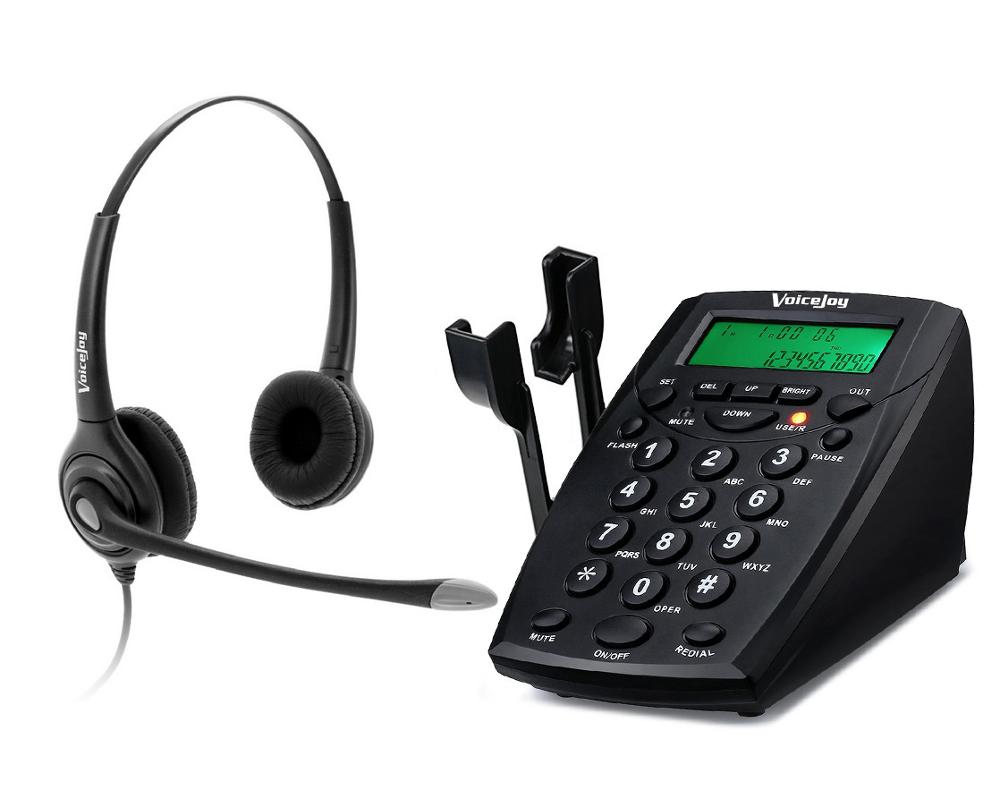 Office Telephone With Rj9 Headset Jack And Recording Jack Business Phone Rj9 Plug Call Center Excellent Headset With Qd Cable Call Center Headset Headset Call Centerheadset Telephone Aliexpress
