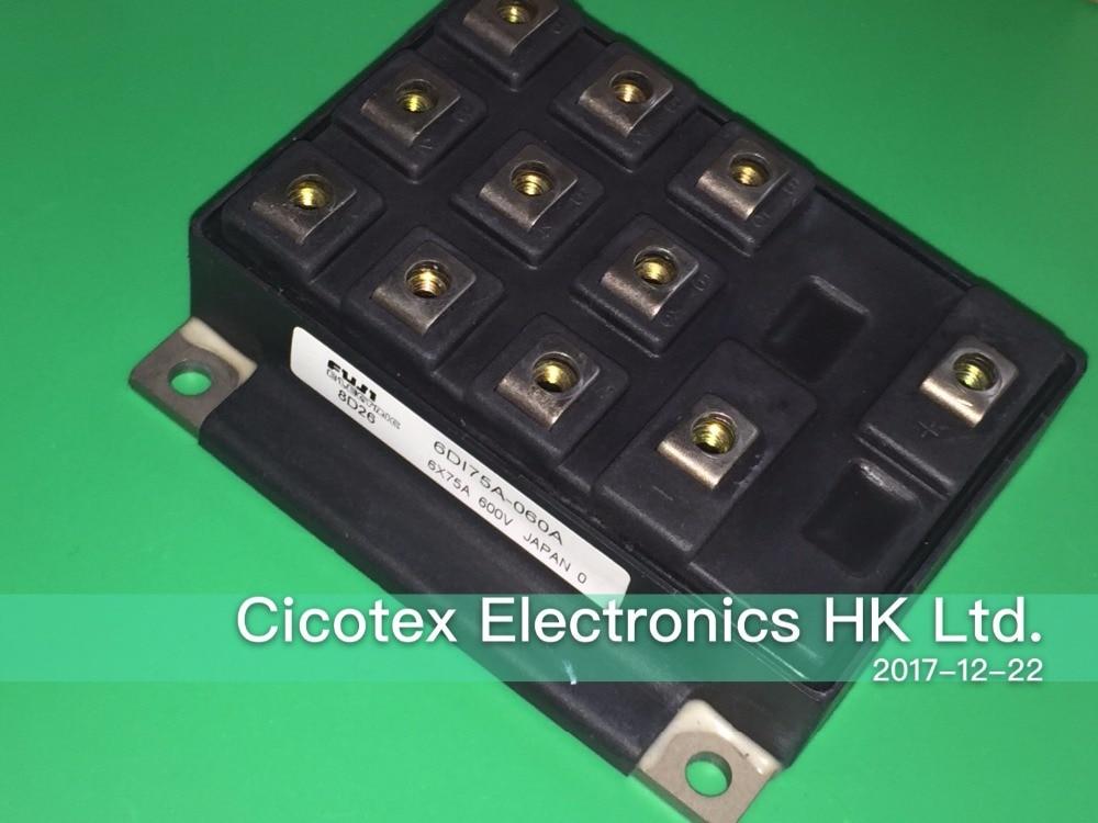 6DI75A-060A Modulo IGBT 6DI75A060A 6X75A 600 V6DI75A-060A Modulo IGBT 6DI75A060A 6X75A 600 V