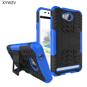 Image 5 - sFor Coque Huawei Y3 II Case Shockproof Hard PC Silicone Phone Case For Huawei Y3 II Cover For Huawei Y3 II Lua L21 Shell XYWZV