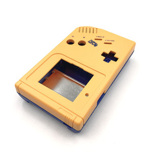 Image 3 - Yellow and blue Game Replacement Case Plastic Shell Cover for Nintendo GB for Gameboy Classic Console Case housing