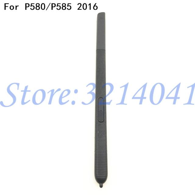 1 Pcs Boa qualidade Caneta Stylus Ativo S Pen Para Samsung Galaxy Tab 10.1 2016 P580 P585 Caneta de Toque tela Caneta S-Caneta + Logotipo