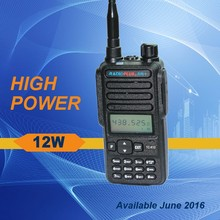 The walkie talkie 12w Ham Radio TC-K12 fast distance UHF portable radio sister UV-8000D