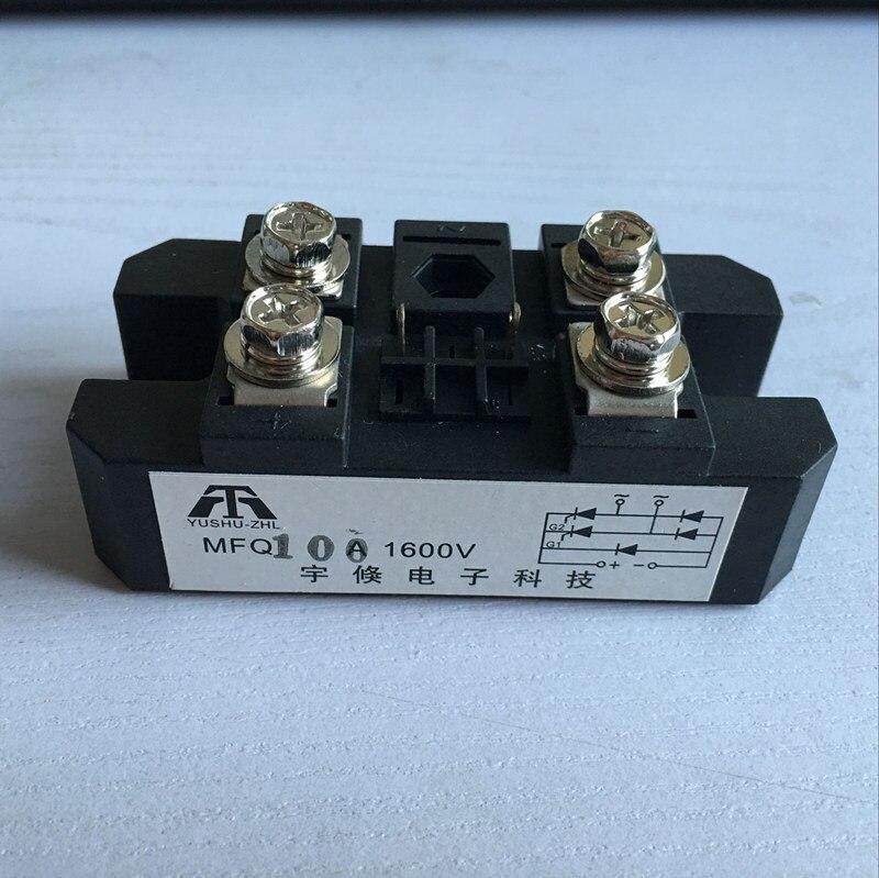 1600V 100AMP 5 Terminais de Parafuso 3-Phase M/ódulo de diodo ponte retificadora