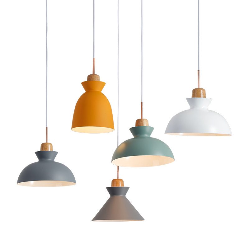 Modern simple LED Pendant light metal lampshade Toolery E27 lamp holder nodric livingroom diningroom restaurant store hang lamp Modern simple LED Pendant light metal lampshade Toolery E27 lamp holder nodric livingroom diningroom restaurant store hang lamp