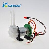 Kamoer 24V KPP Small Peristaltic Pump DC Water Pump Mini Electric Dosing Pump Control Board