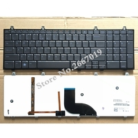 US New Replace laptop keyboard For Dell for Studio 17 1745 1747 1749 Backlit