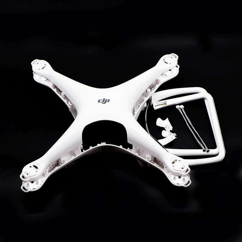 DJI Phantom 4 Pro Body Shell Housing Landing Gear Legs for Phantom 4 Pro/Plus Cover Replacement Repair Accessories