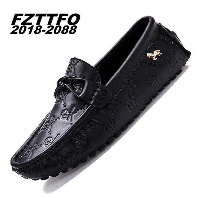 MEE Men's 100% Genuine Suede Leather Driving Shoes,New Slip On Handmade Casual Shoes,Brand Designer  Loafers For Men K144
