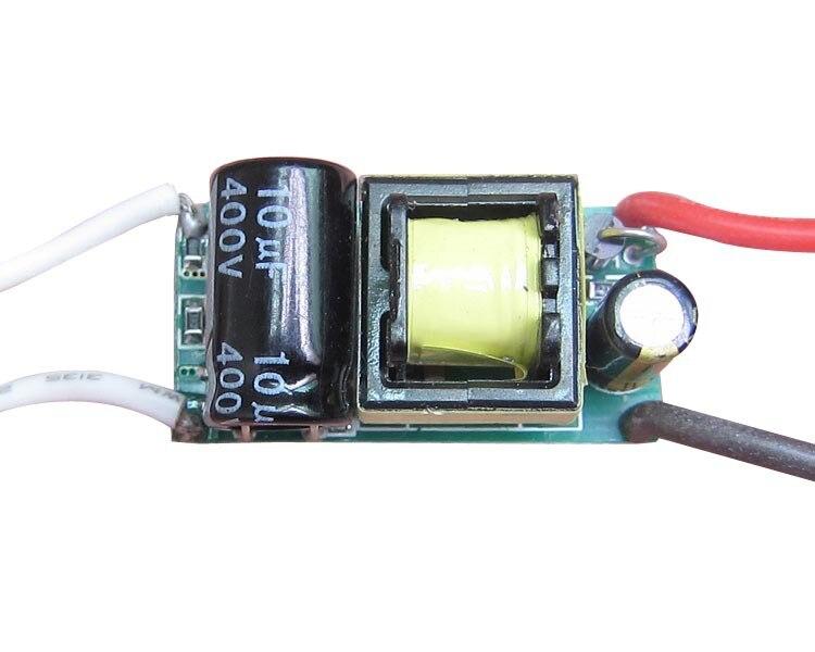 10 W 3x3 W LED Driver de Entrada AC 110 V a 240 V de Saída 4 ~ 12 V 900mA fonte de Alimentação Para 9 W 10 W CONDUZIU a Luz do Holofote Lâmpada do Bulbo