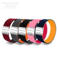 Power Ionics Unisex NEW IN ONE 3000 ions Fashion Adjustable Slim Titanium Bracelet Wristband