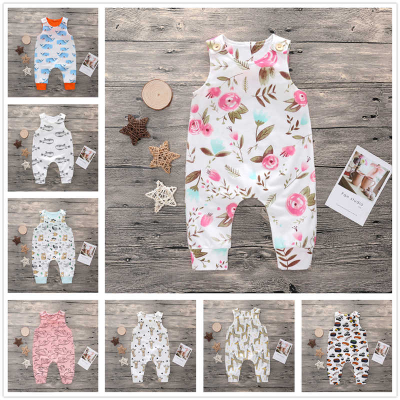 3b9db30c37e6 Detail Feedback Questions about 0 24M Newborn Boy Rompers Toddler ...