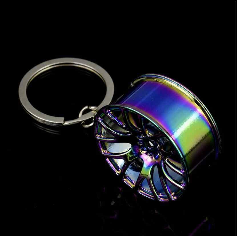 Mobil Roda Gantung Auto Cermin Dekorasi Kunci Chian Keychian Ring Gantungan Kunci untuk Lexus Jika-Gh SC IS250C HS SC430 LS600h