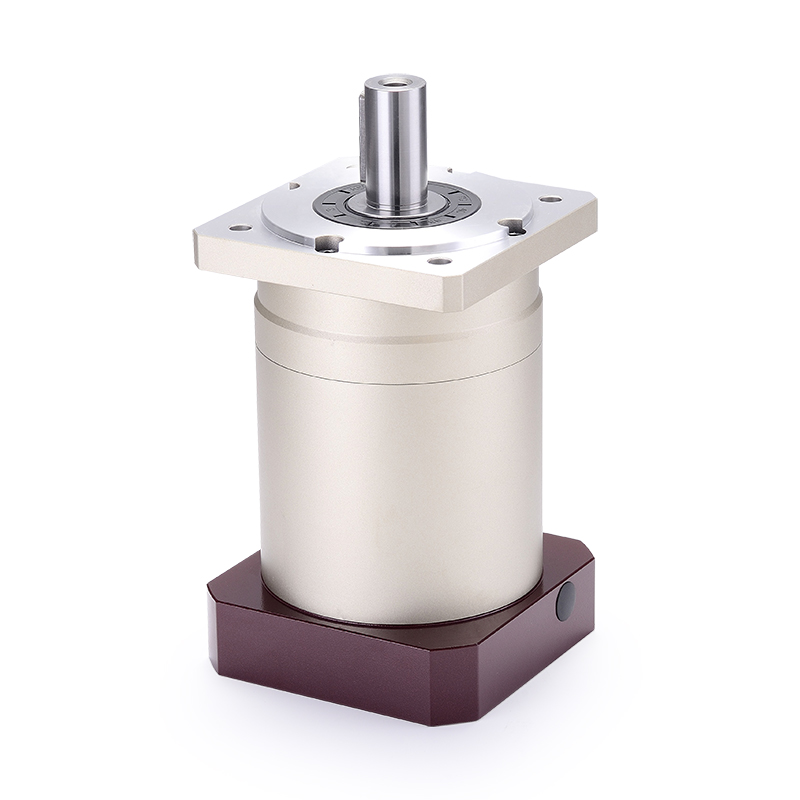 60 Double brace Spur gear planetary gearbox reducer 10 arcmin 15 1 to 100 1 for