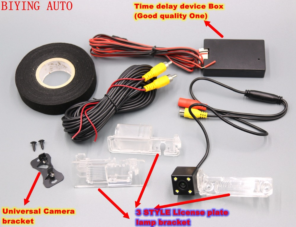 HIGH QUALITY RCD330 PLUS MIB AV REAR VIEW CAMERA For VW Golf 5 6 7 JETTA