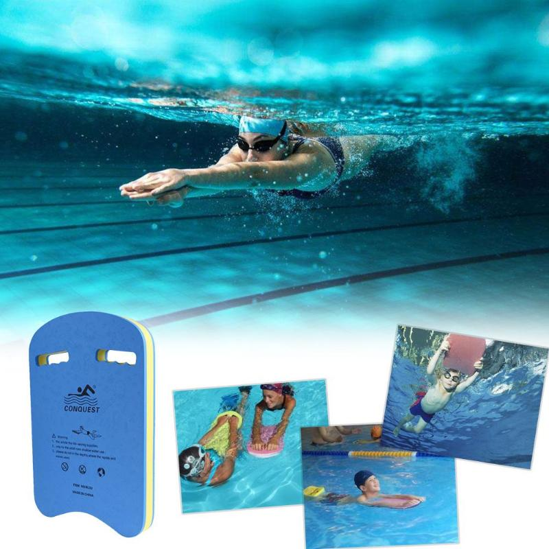 Professional Square EVA Back Float Kickboard Swimming Gym Learner Training Aid Plate Board Water Swim Pool For Adult Kid Z60