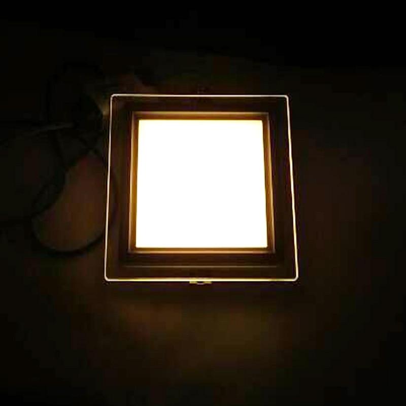 SPLEVISI Dimmable 6W 12W 18W Жарықдиодты төбенің - Ішкі жарықтандыру - фото 2