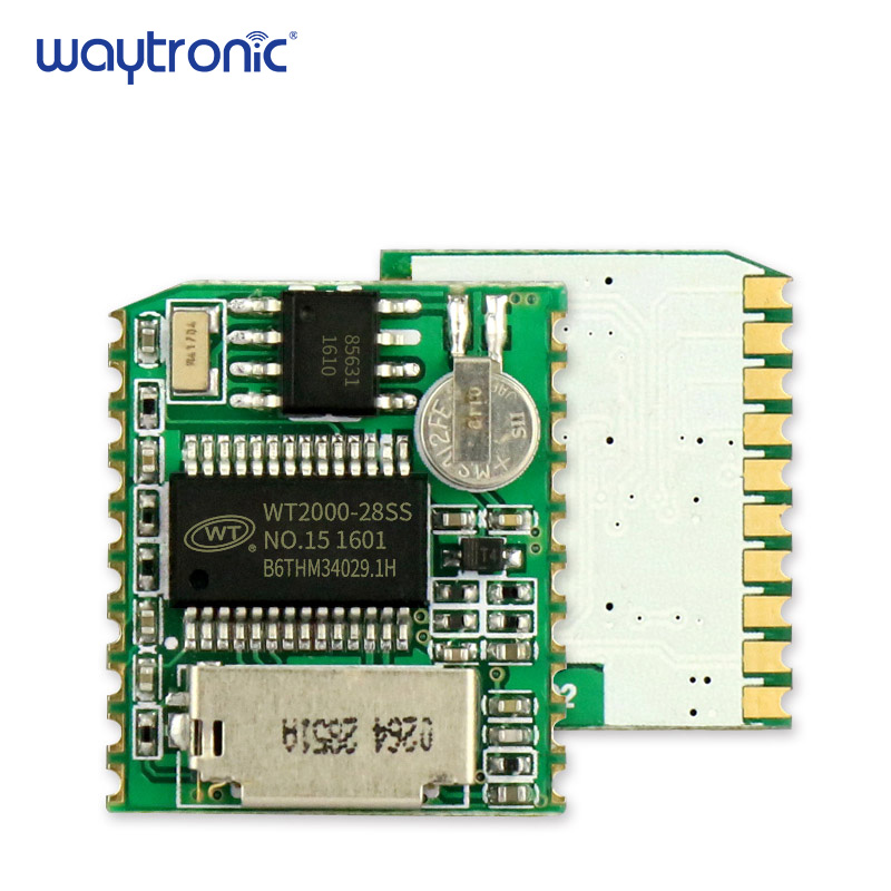 WT2000B04 MP3 Voice Recordable and Playback Circuit Module