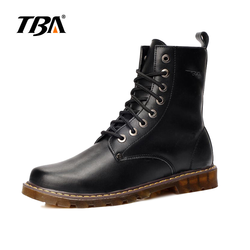 2017 TBA Men's plus cash mere Martin warm shoes non-slip lace-up Sport Boots  sole leather outdoor hiking shoes T8056 2017 tba men s shoes hunting mountain shoes lace up suede leather martin boots breathable outdoor hiking shoes t5983