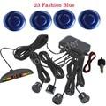 high quality 4 Sensors Kit Car Parking Radar System Parking sensor Reversing Radar Buzzer 44 colors to choose