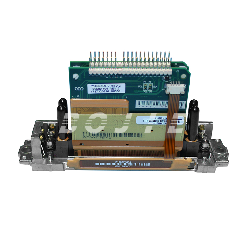 100% Original! spectra polaris 512 15pl head solvent printer for gongzheng Flora printer original spectra polaris 512 printhead high performance inkjet printhead